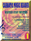 CBH PUBLICATIONS - carnatic music in western staff notation